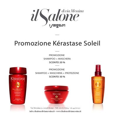 promo#kerastase#soleil#