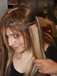 #ilsalonediviamessina #isargassi #capelli#meche