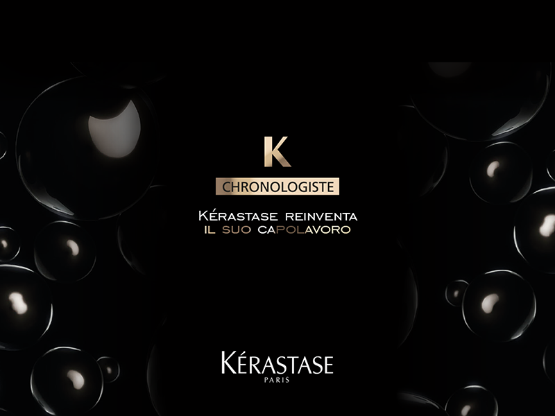 chronologiste#kerastase#ilsalone di via messina i sargassi#1